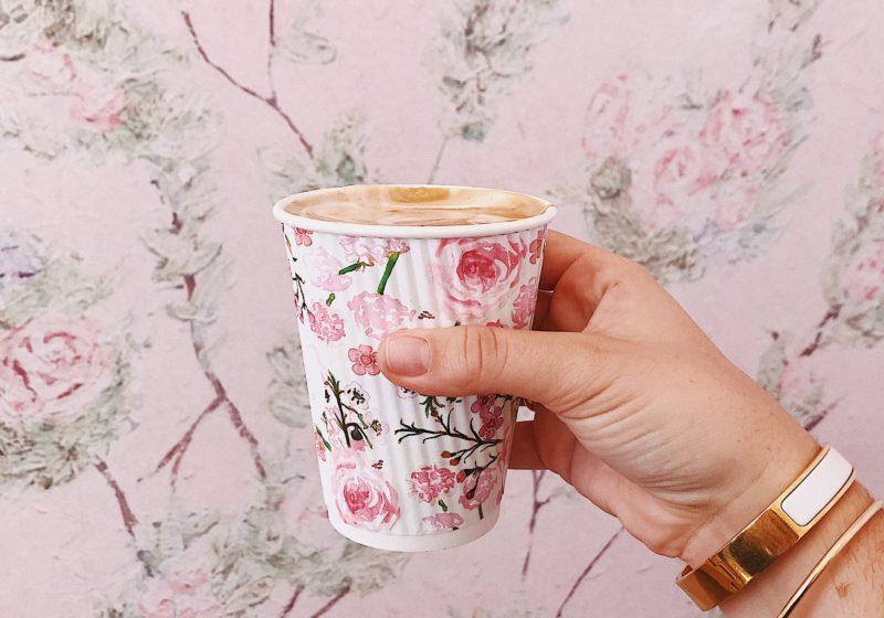 Cute of Coffee from Sweet Laurel Bakery