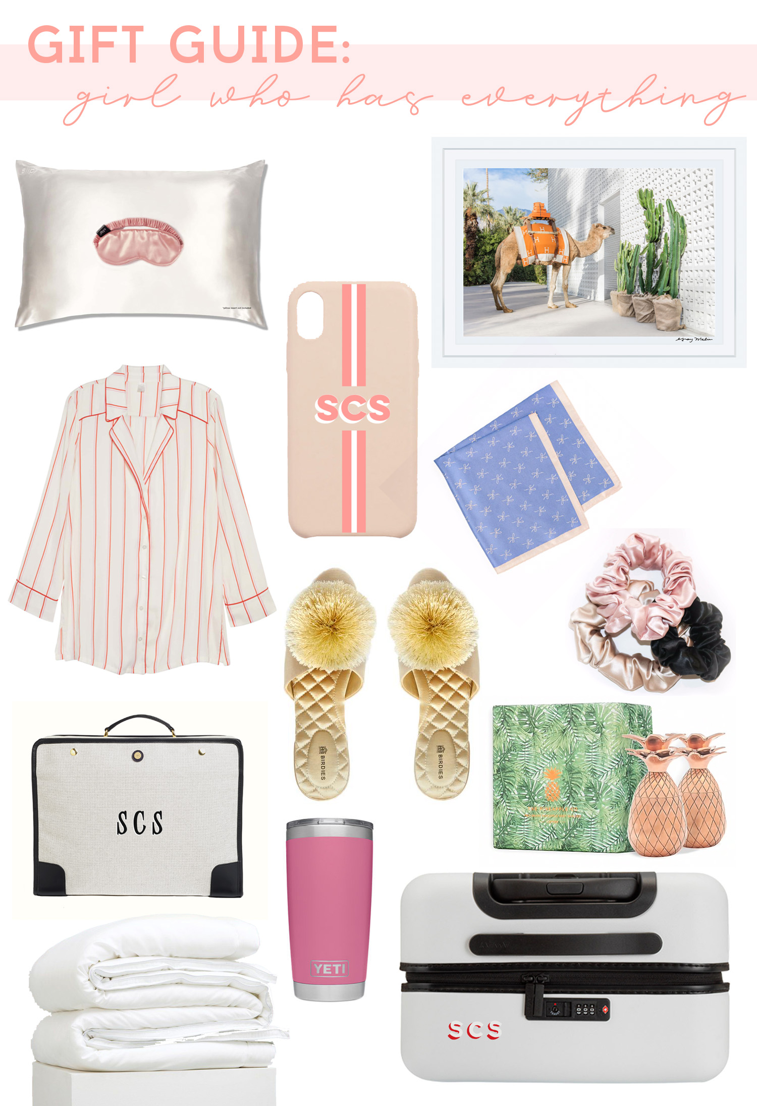 Gift Guide Girl Who Has Everything Preptista