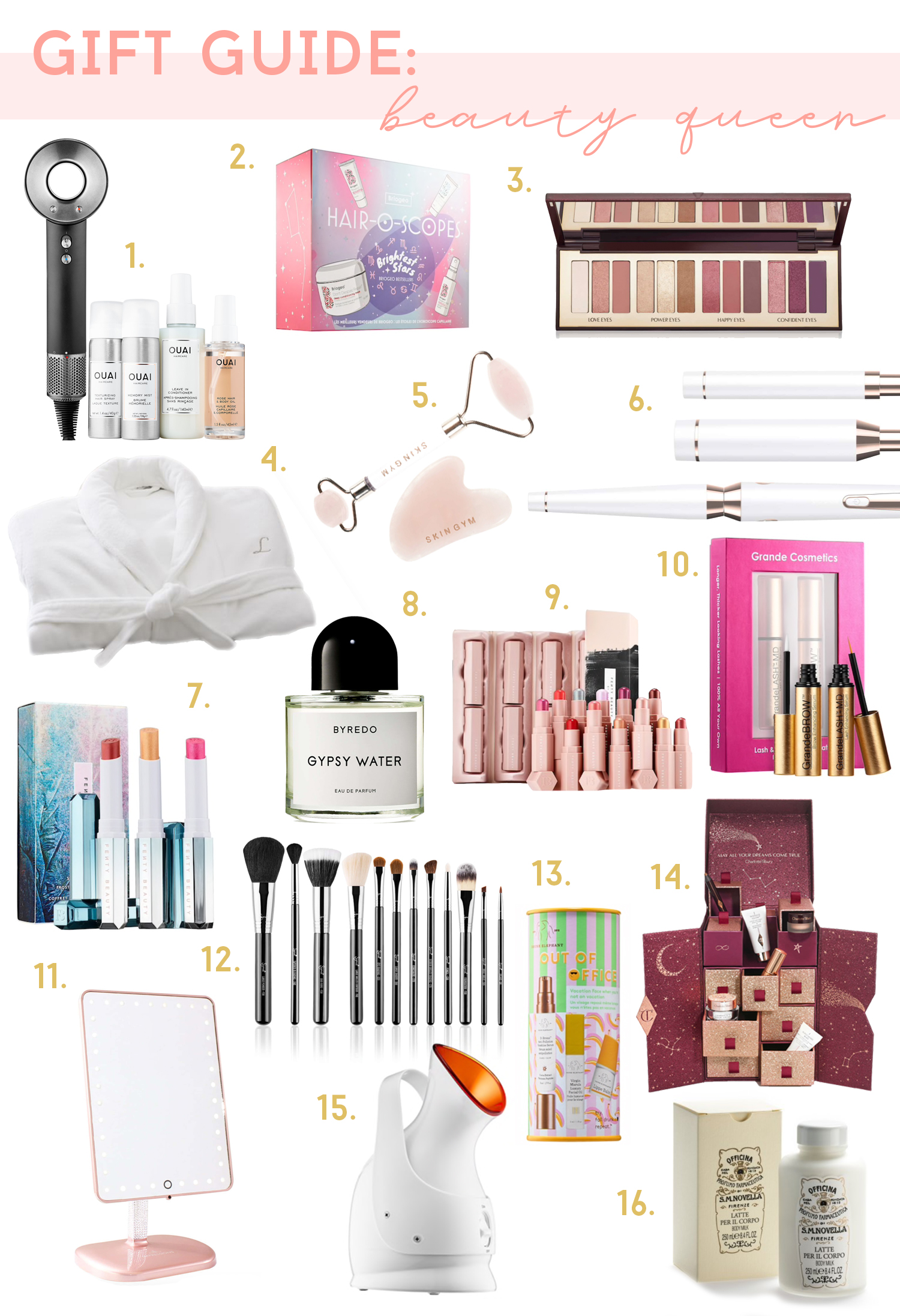 Gift Guide Beauty Queen Preptista